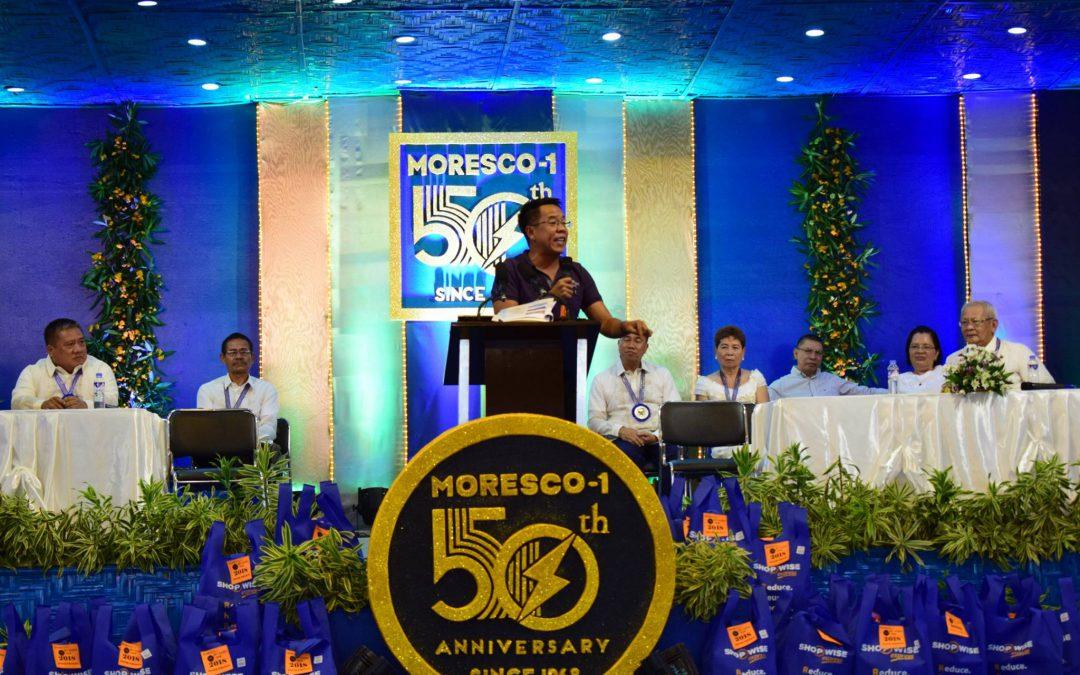 Mis. Or. Provincial Information Office 20 hrs ·  48th AGMA SA MORESCO-1 SUPORTADO NI GOB. EMAN