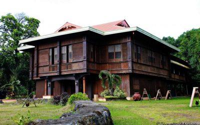 LAGBAS ANCESTRAL HOUSE, GIPANINGKAMOTANG MAHIMONG NATIONAL HERITAGE SITE
