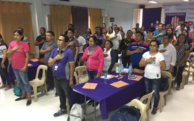 Basic News Gathering, Writing and Reporting Seminar/Workshop for MCCs, PDRRMOs, and Prov. Cap. IOs