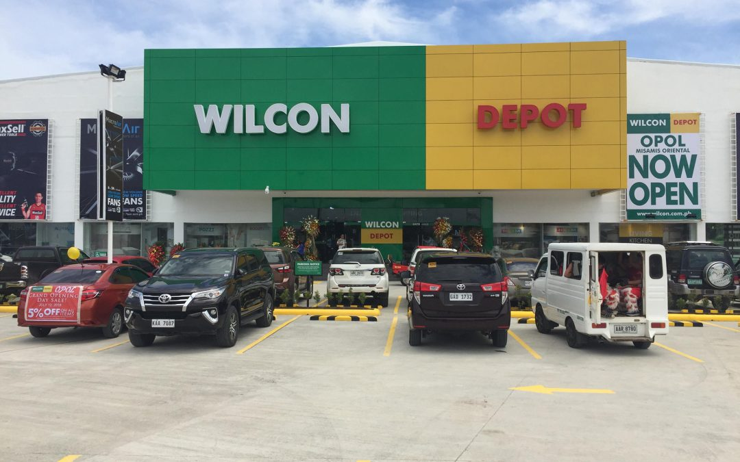 Grand Opening of Wilcon Depot in Igpit Branch @ 2A Igpit, Opol, Misamis Oriental