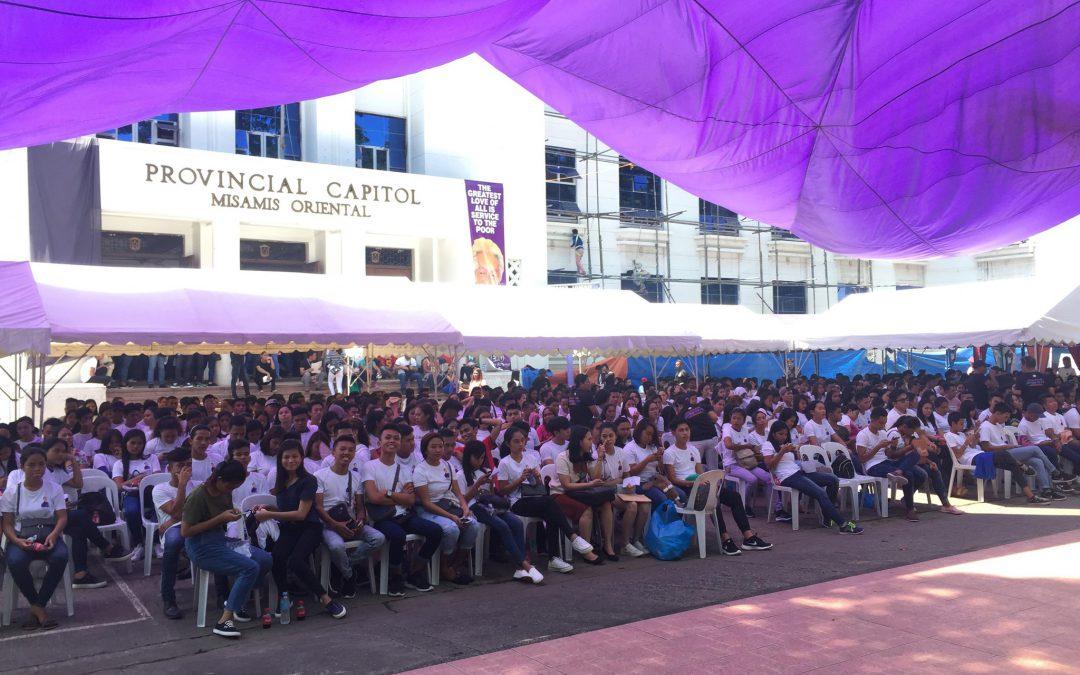 SPES Culminating Activity & Salary Disbursement
