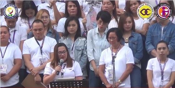 Ms. Carol Lim-Caidic, inahan sa kanunay'ng panabang sa kapitolyo