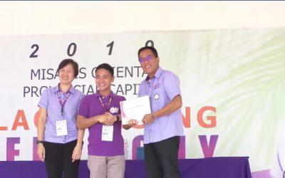 Mga Empleyado sa Kapitolyo nga bag-ohay lang Mipasar