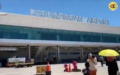 90M gigahin alang sa Laguindingan Airport matud ni Emano