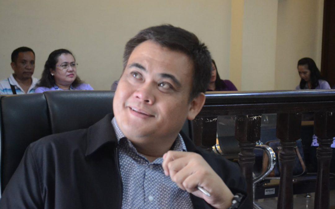 PANAWAGANG MOTABANG SA BASURA ANG KAPITOLYO, GIKATAW-AN LANG SI SABIO