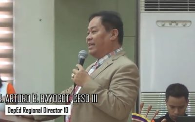 DEPED 10 DIRECTOR BAYOCOT: 'GREATER THINGS' AKONG NAKITA KANG GOB. BAMBI