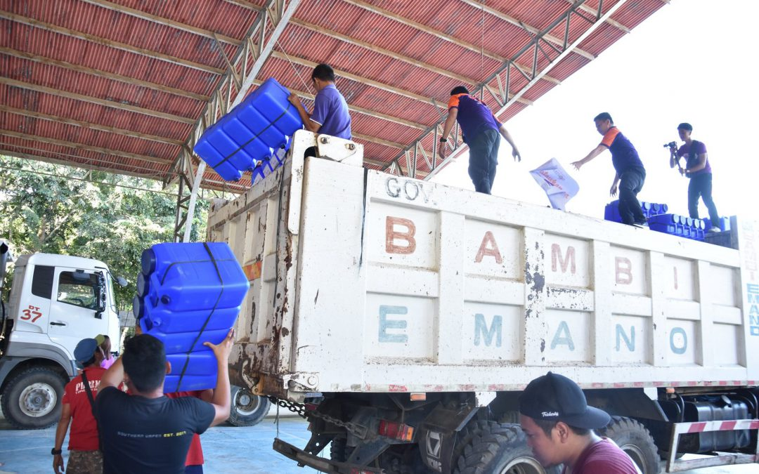 RELIEF OPERATION OF MISAMIS ORIENTAL FOR THE EARTHQUAKE VICTIMS OF DAVAO DEL SUR