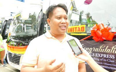 DONSAL EXPRESS, MAPASALAMATON KANG GOV. EMANO