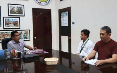 1M Cash Gihatag ni Gobernador Bambi Emano sa NMMC