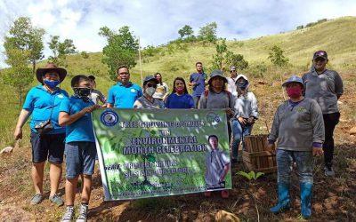 ENRO NAGPAHIGAYON OG TREE GROWING ACTIVITY SA OPOL