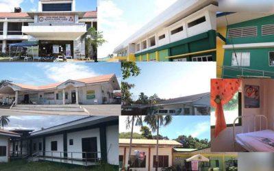 MOPH DAKO OG TABANG SA DECONGESTION SA NMMC UG CDO HOSPITALS