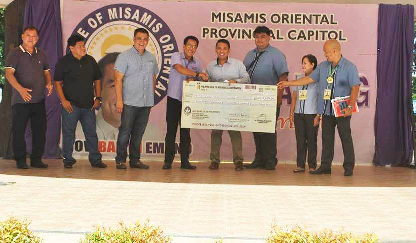 CAPITOL RECEIVES PHP 4M FROM PHILHEALTH-10