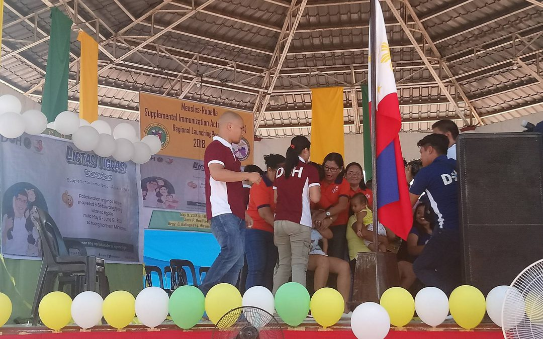 MR SIA Regional Launching in Balingasag