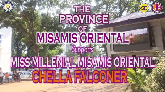 Miss Millenial Misamis Oriental CHELLA FALCONER