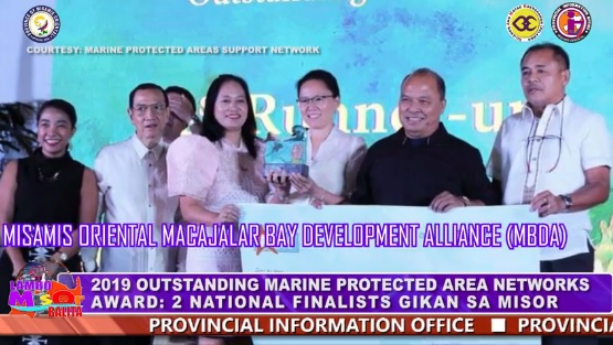 2019 OUTSTANDING MARINE PROTECTED AREA NETWORKS AWARD