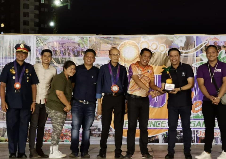 Talisayan, Street Dance Competition Champion