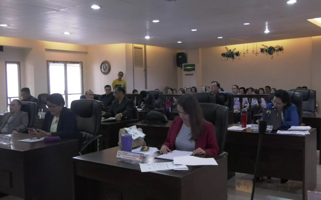 SUPPORTING DOCUMENTS SA 2020 BUDGET ORDINANCE, GITAN-UGAN SA BISE GOBERNADOR
